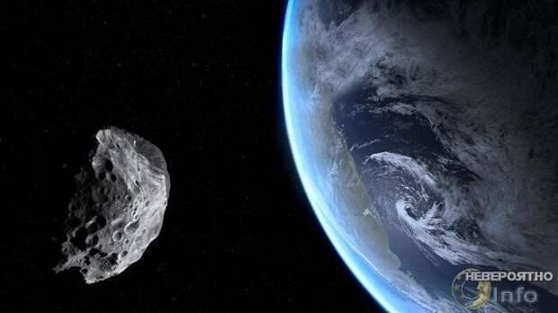 Астероиды подо льдом Антарктиды - источник инопланетных эпидемий
