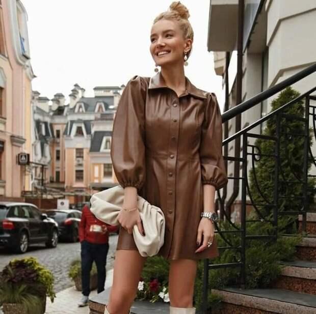 Топ стильных платьев для романтической осени 2020