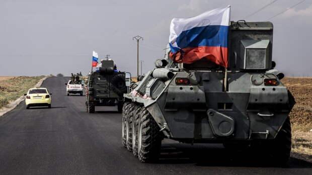 Пентагон отреагировал на остановку российскими военными колонны США в Сирии