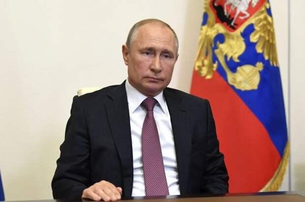 Путин подписал закон о запрете участия в выборах причастных к экстремизму