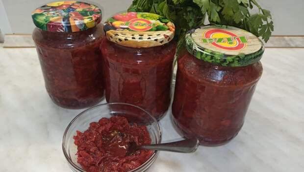 Икра из свеклы на зиму/ Свекольный салат  на зиму