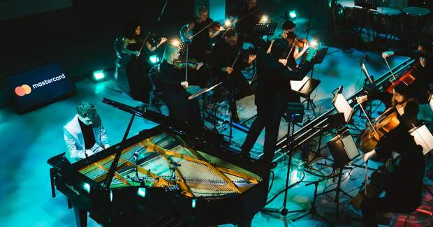 Mastercard и фонд «Друзья» приглашают на онлайн-концерт Кирилла Рихтера
