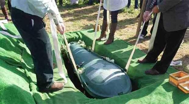 Муж хотел, чтобы его похоронили со всеми деньгами. Но вот, ЧТО сделала его жена...