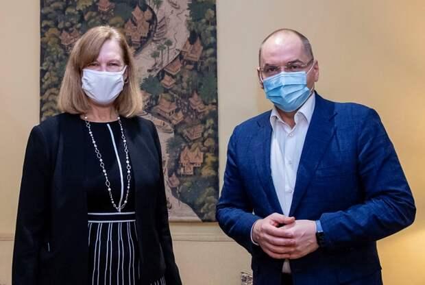 США исключили покупку Украиной российской вакцины от COVID-19