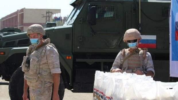 Почти 30 тонн сладостей получат дети и бедные семьи Судана от России