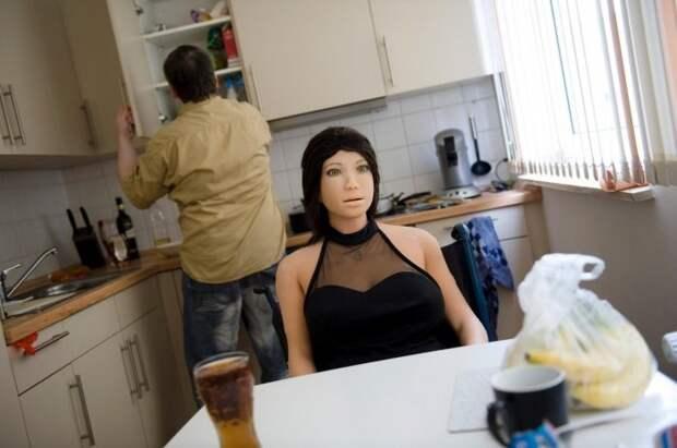Резиновая жена: Как жить с секс-куклой