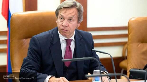 Пушков сделал прогноз на случай избрания Байдена на пост президента США