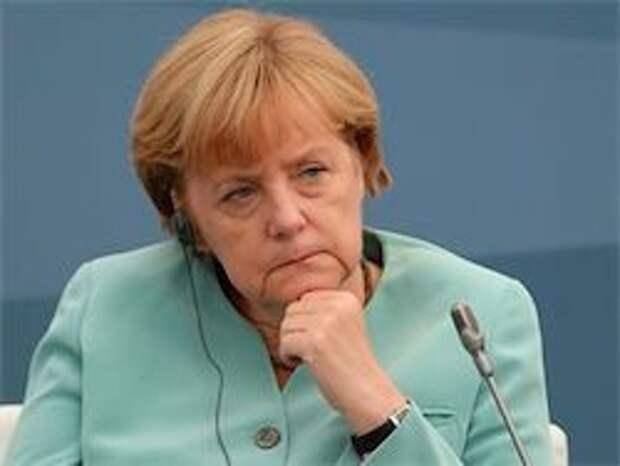 Новость на Newsland: Меркель призвала к повышению боеготовности НАТО