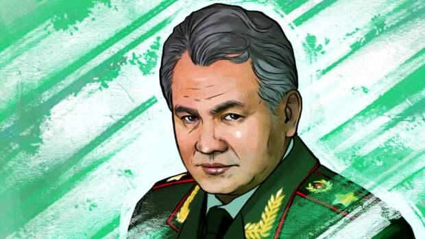 Картины Шойгу ушли за 40 млн рублей с благотворительного аукциона