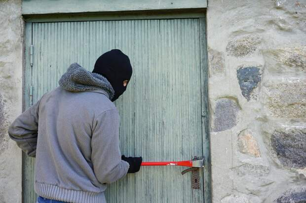 Сотрудники полиции Северного округа столицы задержали подозреваемого в краже