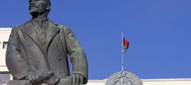 Русофобы поникли: «Белорусы не трогают Ленина и не хотят рвать с Россией»