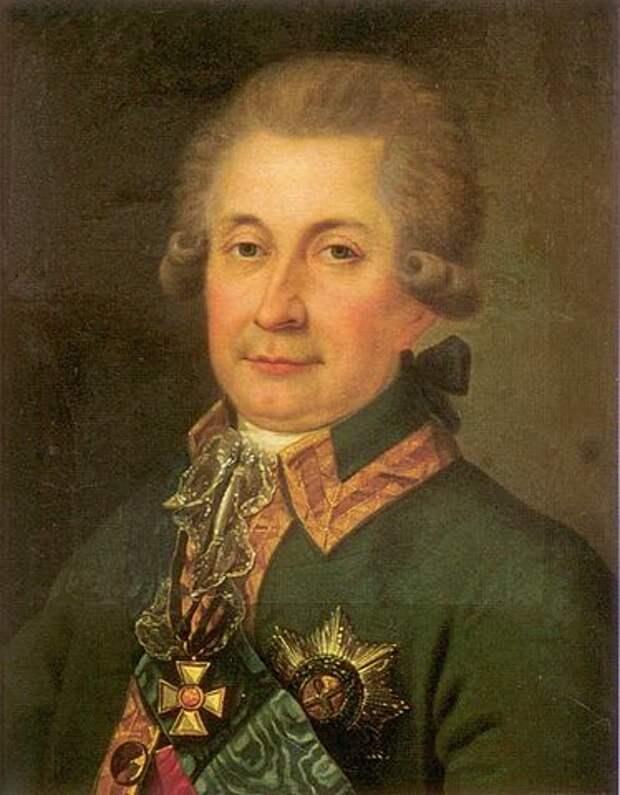 Ю. В. Долгоруков.