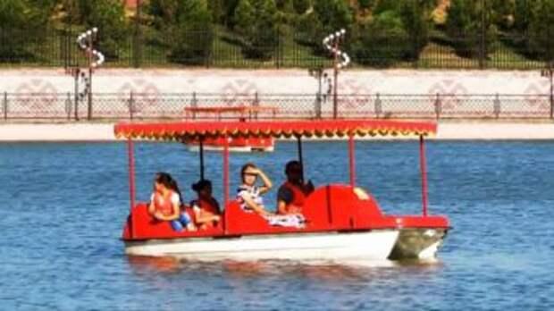 В Шымкенте купаться разрешено в 5 зонах отдыха