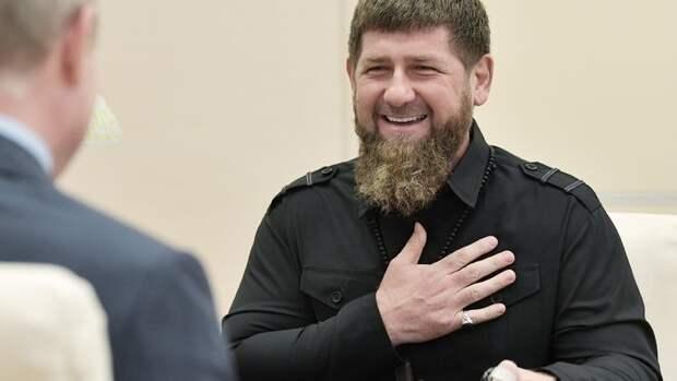 Рамзан Кадыров объяснил свои слова оХабибе: «Проект— это неоскорбительное слово»