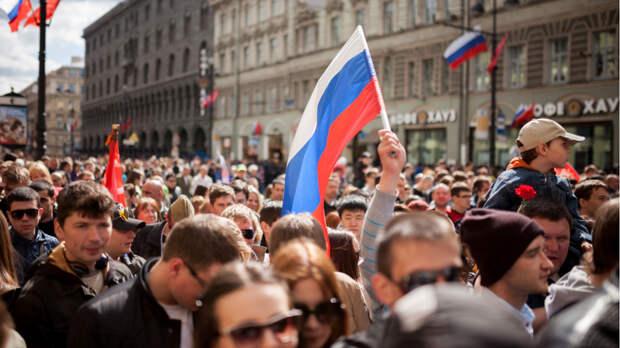 Численность населения России сократилась на 688 000 человек в 2020 году