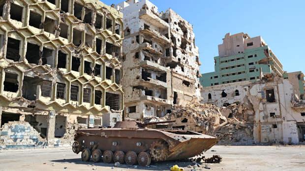 Руины и жертвы репрессий: ливийский Бенгази не забыл ужасы гражданской войны