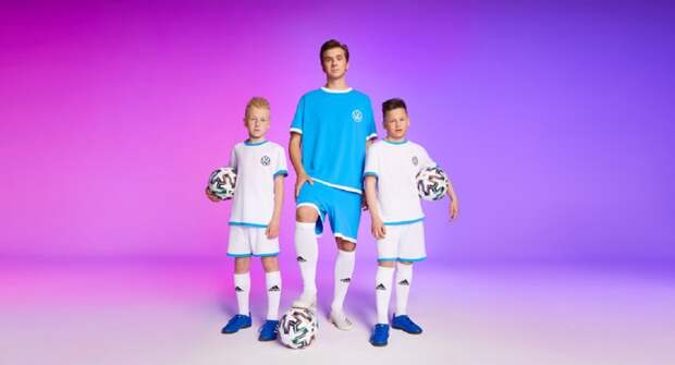 Volkswagen запустил детский конкурс: «вынеси мяч на поле EURO 2020»
