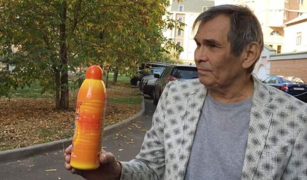 Солист «На-На» переживает за здоровье Алибасова, попавшего в психдиспансер
