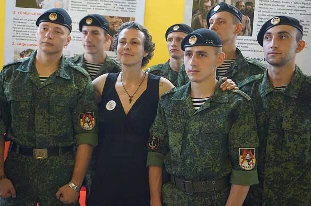 Пушилин вручил Юлии Чичериной орден Дружбы