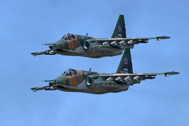 """""""Абсолютный воин"""": NI высоко оценил Су-25"""