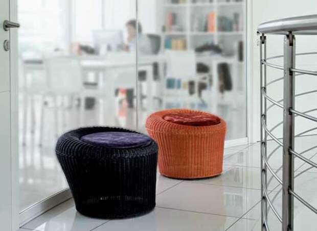 Как добавить ярких красок: кресла-маргаритки