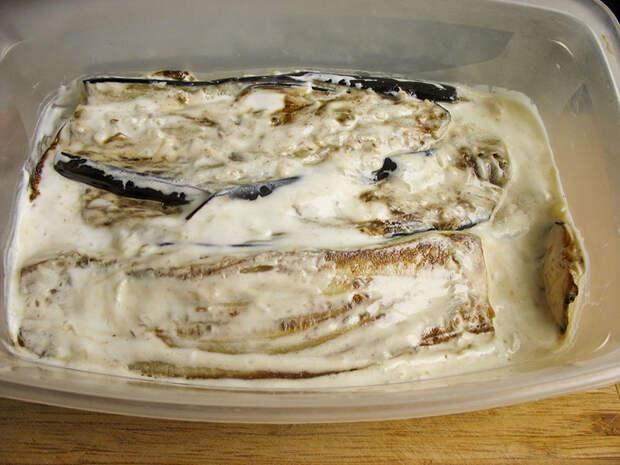 Баклажаны и кабачки - острая закуска