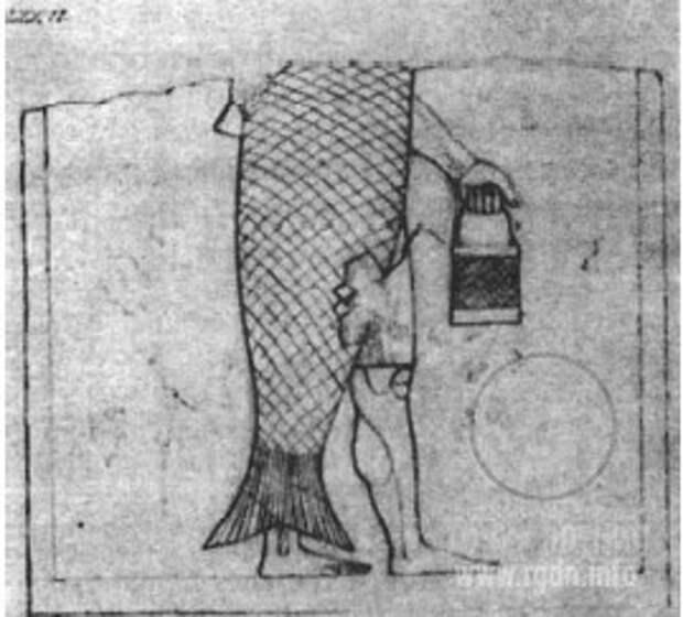 сумочки Оаннес. Ассирия