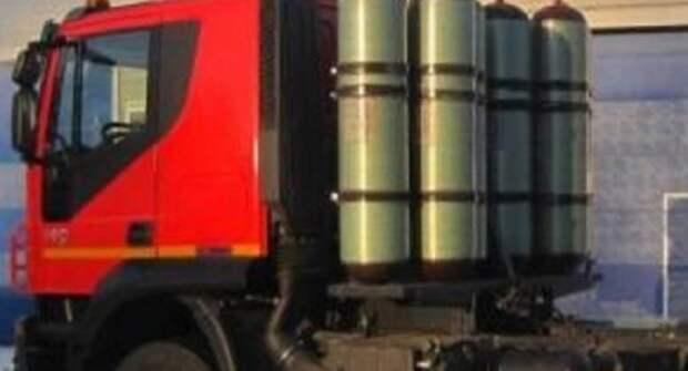 До конца года в «Норильскпромтранспорт» поступят 22 машины, работающие на газовом топливе
