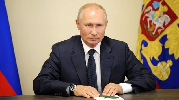 Путин поручил усилить меры безопасности в Санкт-Петербурге в связи с чемпионатом Европы