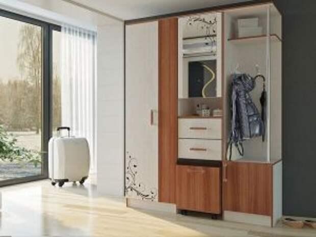 Выбираем мебель в малогабаритную прихожую – основные нюансы