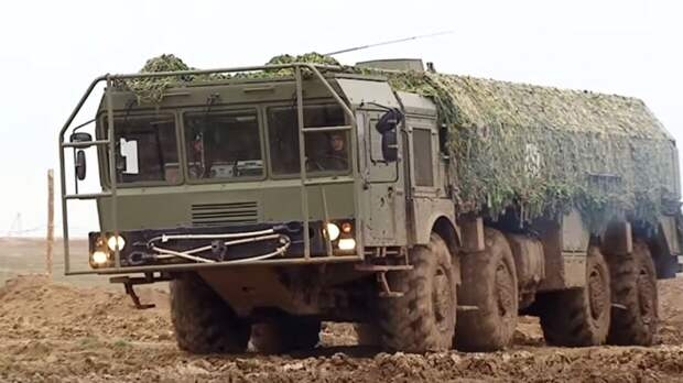 """Российские комплексы """"Искандер-М"""" будут использовать новые ракеты-невидимки"""