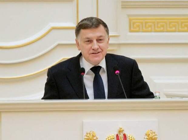 Из списка участников праймериз единороссов в Петербурге исчезла фамилия спикера ЗакСа Макарова
