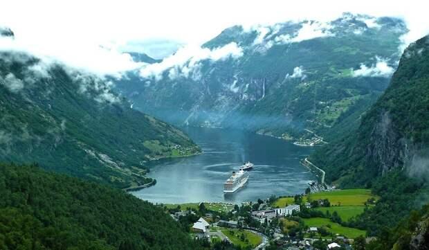 fjords40 Самые красивые фьорды Норвегии