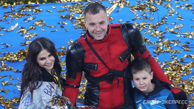 Дзюба про чемпионство «Зенита»: «Теперь невсе вУфу поедут»