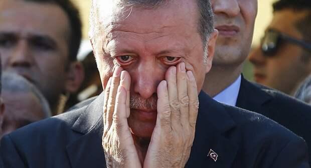 Эрдоган, ВСЁ! 250 фур с турецкими помидорами застряли на границе Украины и России