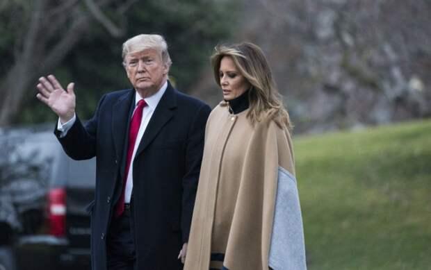 Женщины легко предают - почему от Трампа уходит жена Мелания