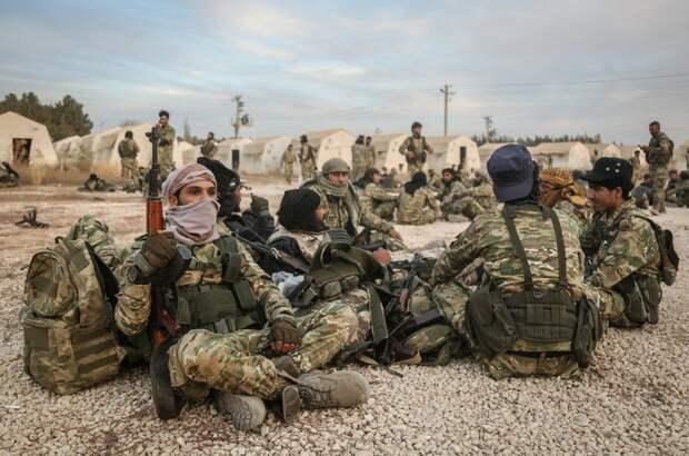 Террористы под американским патронажем – в Сирии пленных казнят с молчаливого согласия США