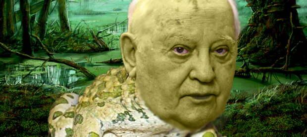 Плачущему Горбачеву ответили «за СССР»