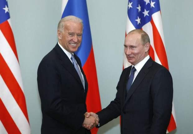 «Идеальные варианты»: названы места встречи Путина и Байдена