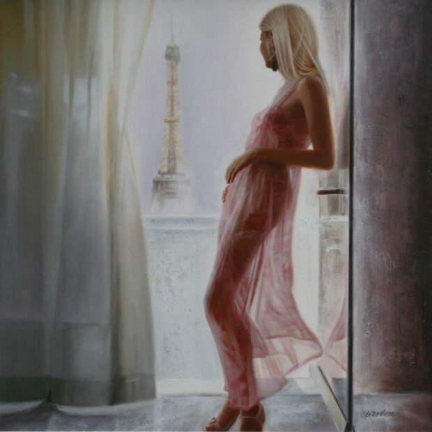 Художник Талантбек Чекиров. Классическая живопись для взрослых