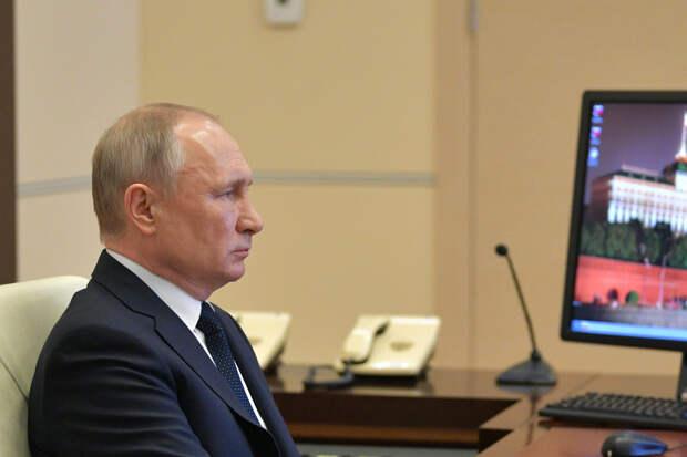 И в третий раз обратился Путин