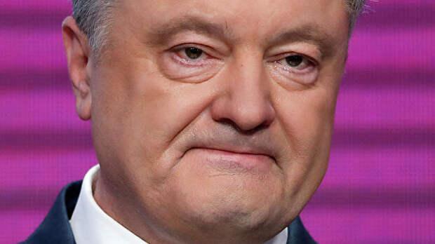 """""""Всхлипнувший"""" после поражения на выборах Порошенко попал на видео"""
