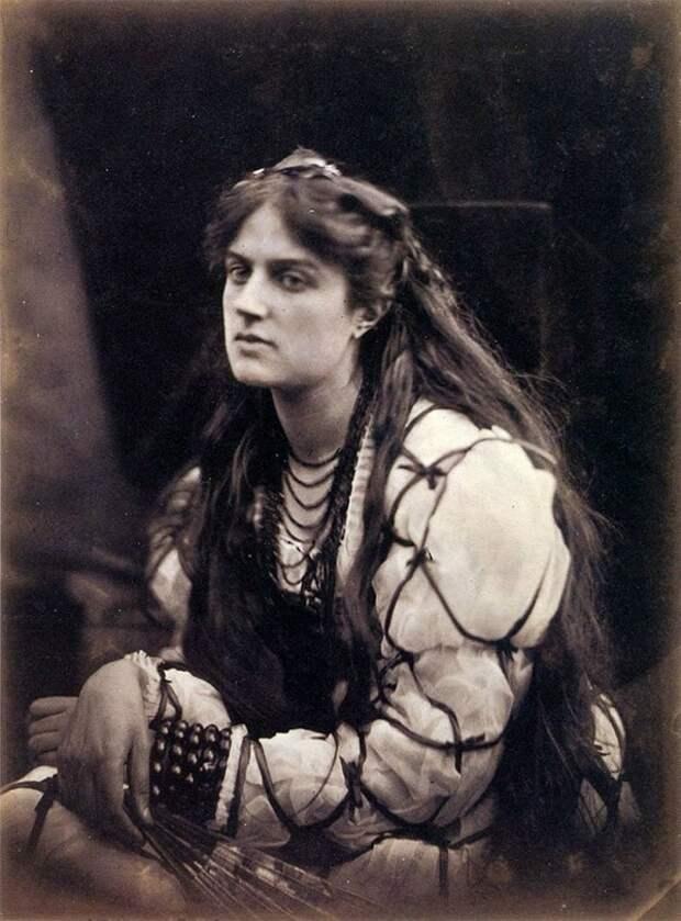 Rapunzels04 История красоты — известные «рапунцели» XIX века