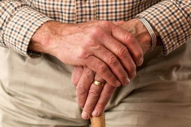 Пенсионеры / Фото из архива редакции