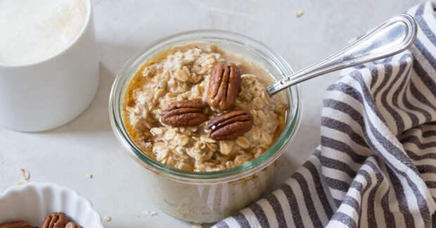 Идеальный завтрак регулирует уровень сахара в крови и холестерина и ускоряет похудение!