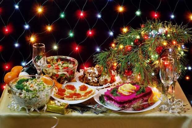 8 лучших закусок для Новогоднего стола!