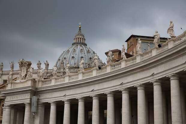 Папа Римский предостерёг мир от военных конфликтов