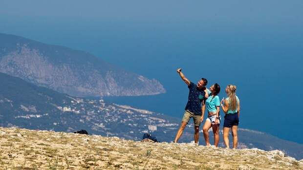 В Крыму дали прогноз по летнему турпотоку