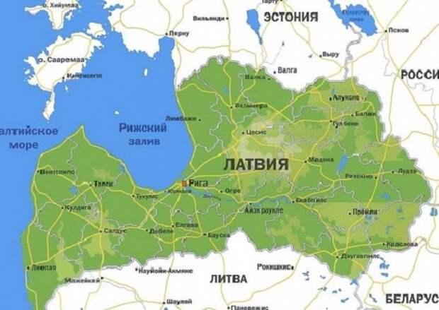 Вслед за потерей транзита российских грузов, русофобы Латвии теряют транзит денег, что гораздо хуже