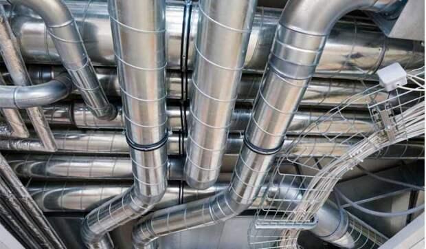 Разновидности вентиляционных конструкций в гараже